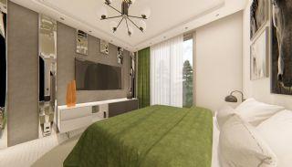Fantastiska Lägenheter med Bergsutsikt i Konyaalti Antalya, Interiör bilder-7