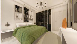 Fantastiska Lägenheter med Bergsutsikt i Konyaalti Antalya, Interiör bilder-8