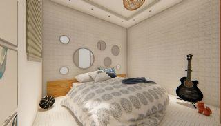 Fantastiska Lägenheter med Bergsutsikt i Konyaalti Antalya, Interiör bilder-9