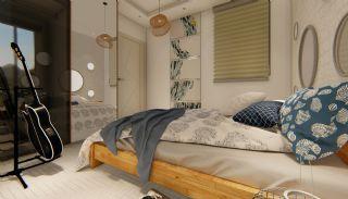 Fantastiska Lägenheter med Bergsutsikt i Konyaalti Antalya, Interiör bilder-11