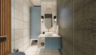 Fantastiska Lägenheter med Bergsutsikt i Konyaalti Antalya, Interiör bilder-15