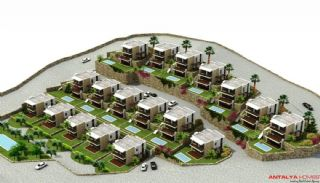 Gumbet Privat Villen, Immobilienplaene-2