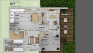 Tuzla Bodrum Apartmanı, Kat Planları-2