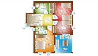 Butique Apartmanı, Kat Planları-1