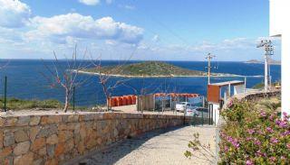 Gumusluk Maisons vue sur la Mer, Bodrum / Gumusluk - video