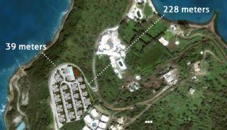 Gümüşlük Deniz Manzaralı Villa, Kat Planları-1