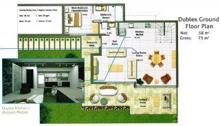 Gümüşlük Apartmanı, Kat Planları-2