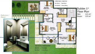 Gümüşlük Apartmanı, Kat Planları-3