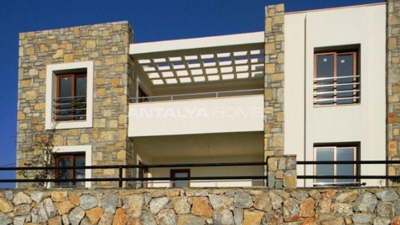 Villa moderne immobilier de luxe vendre bodrum for Model villa moderne