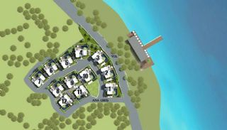 Luxury Yalikavak Villas, Property Plans-1