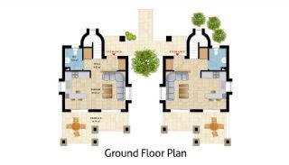 Yalikavak Villaları, Kat Planları-1