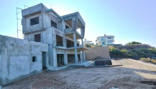 Villa Vue Mer à Vendre à Bodrum,  Photos de Construction-7
