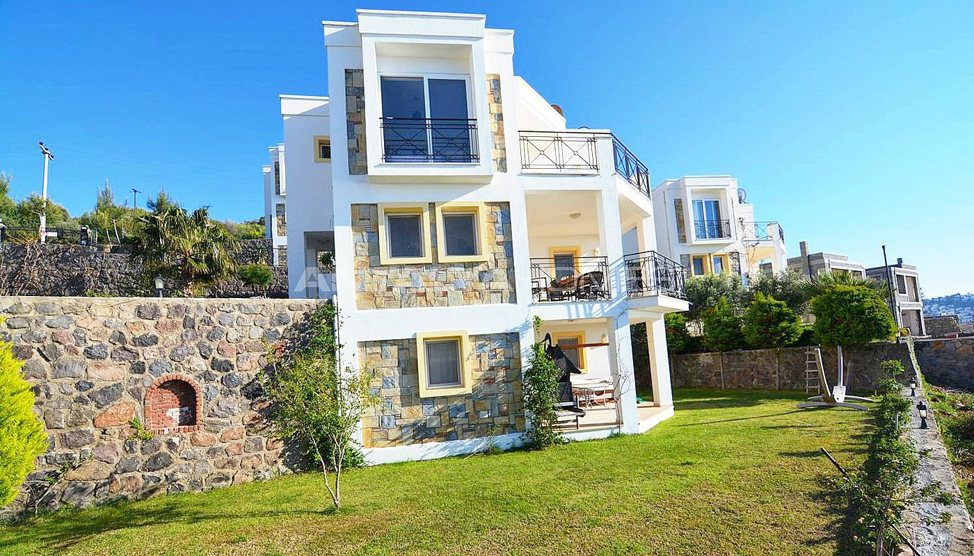 Maison Avec Vue Sur Mer à Gundogan, Bodrum