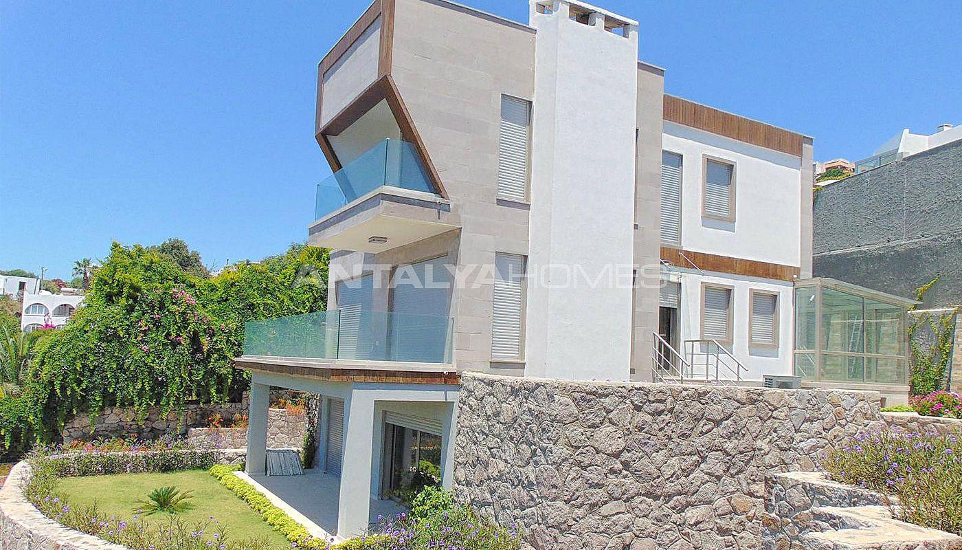 Villa individuelle de 4 chambres pr s de la mer for Villa individuelle