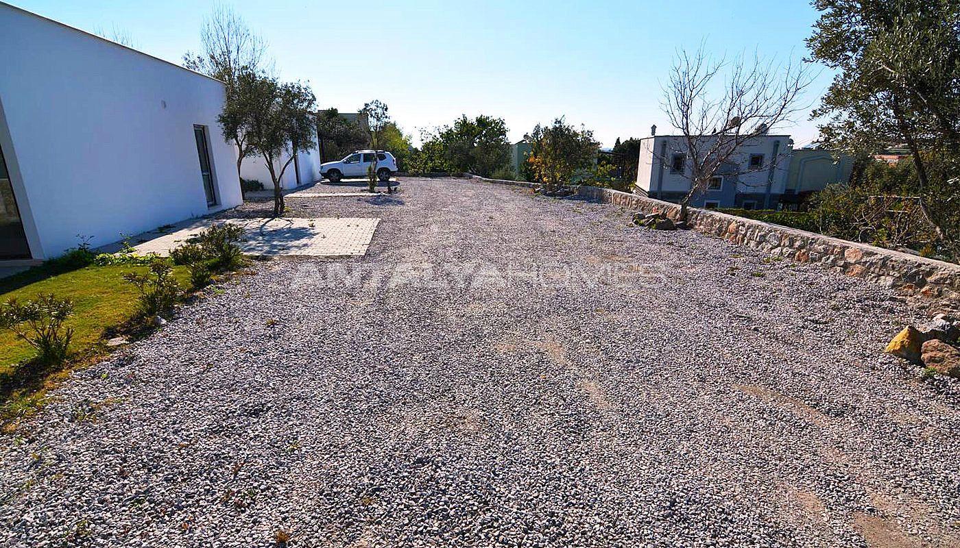 Nouvelle construction bodrum villas yalikavak avec for Prix nouvelle construction