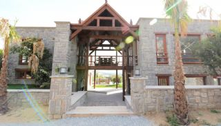Stone Design Villa for Sale in Bodrum, Bodrum / Gumusluk - video