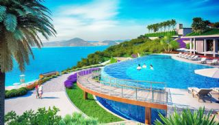Havsfronten Villor med Privat Pool i Bodrum, Bodrum / Tuzla - video