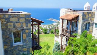 Stunning Sea View Houses in Yalikavak Bodrum, Bodrum / Yalikavak - video