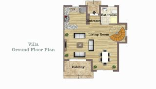 Apartments for Sale with Payment Plan in Bodrum, Property Plans-3
