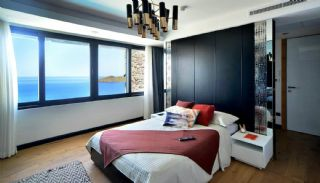Panoramic Sea View Bodrum Villas with Private Pool, Interior Photos-5