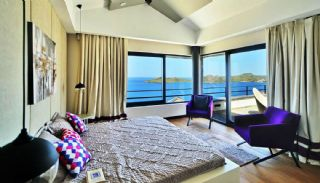 Panoramic Sea View Bodrum Villas with Private Pool, Interior Photos-7