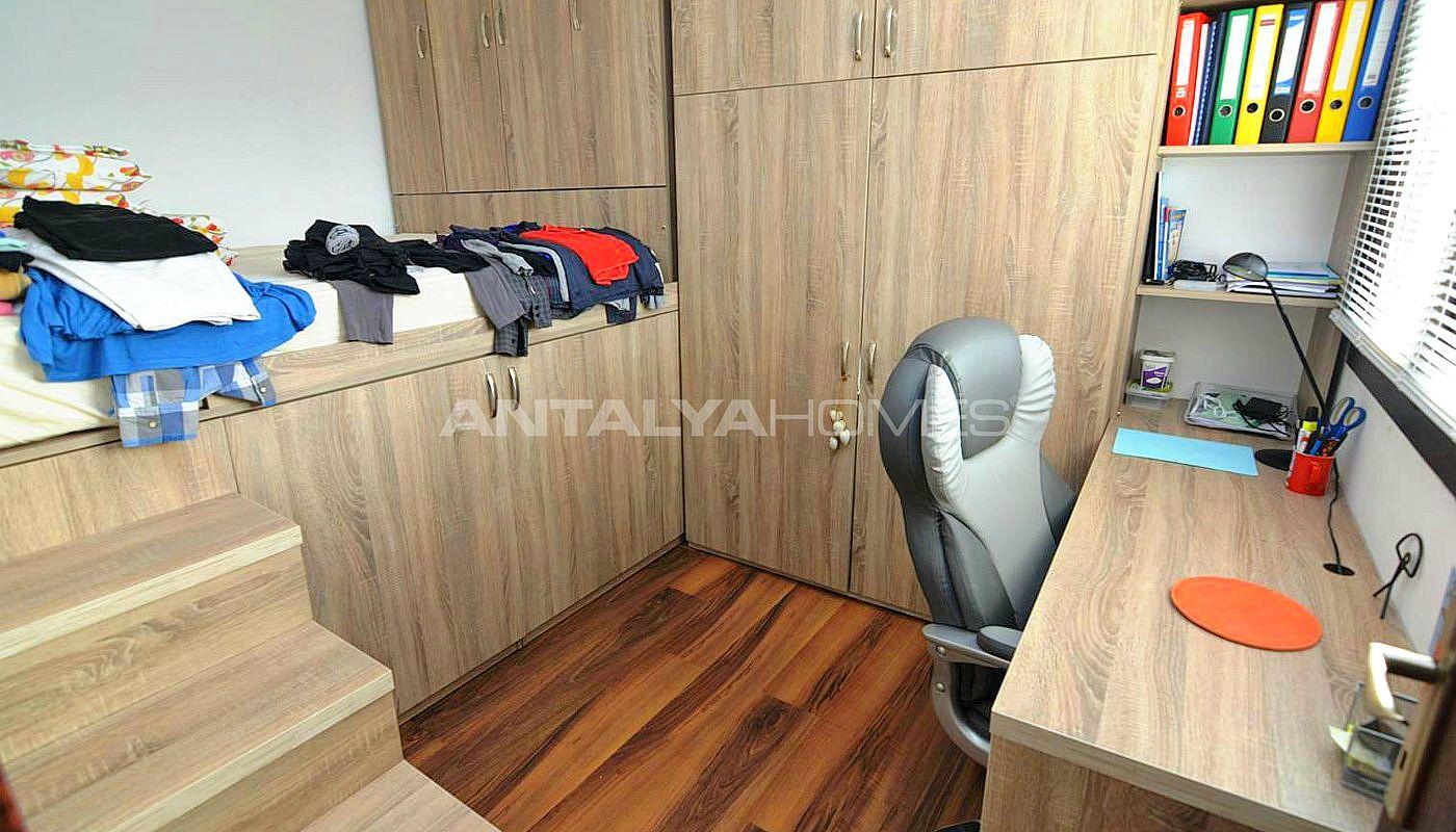 4 slaapkamer triplex huis in bodrum met prive zwembad for Interieur eigentijds huis fotos