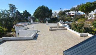 Möblerad villa med havsutsikt i centrala Bodrum, Bodrum / Centrum - video