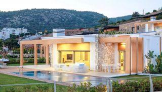 Turkiet villor med egen pool i semesterkomplex, Bodrum / Konacik