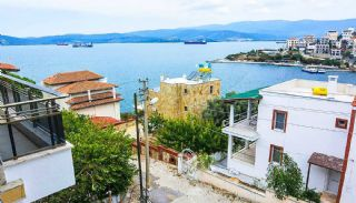 New Built Apartments with Sea View in Gulluk Bodrum, Bodrum / Gulluk - video