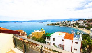 New Built Apartments with Sea View in Gulluk Bodrum, Bodrum / Gulluk