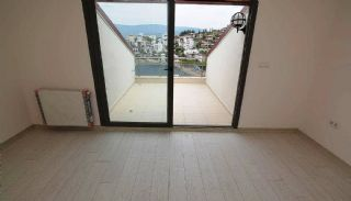 New Built Apartments with Sea View in Gulluk Bodrum, Interior Photos-4