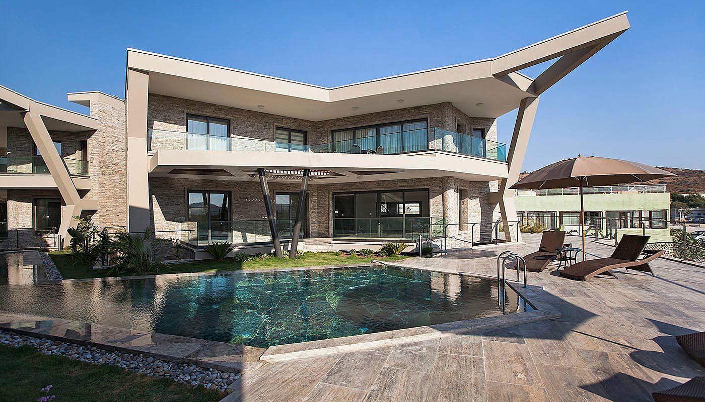 Gumbet villas glamorous villas for sale in bodrum for Greentown villas 1 extension