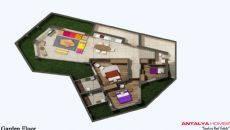 Villa Gumbet, Projet Immobiliers-3