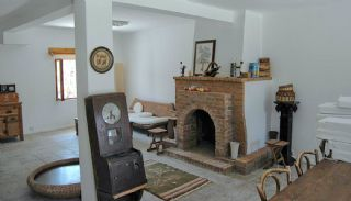 Authentic Stone Detached House in Bodrum Milas, Interior Photos-1