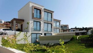 Detached Bodrum House with Sea View Garden, Bodrum / Yalikavak
