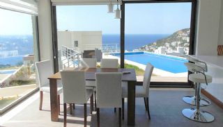 Detached Bodrum House with Sea View Garden, Interior Photos-1