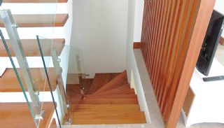 Detached Bodrum House with Sea View Garden, Interior Photos-11