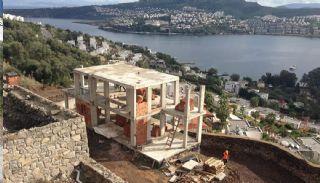 Unique Luxurious Villas in Bodrum Gundogan, Construction Photos-1