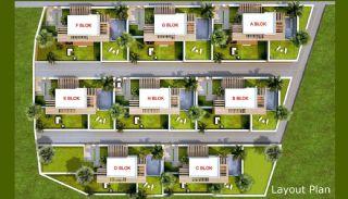 Unique Luxurious Villas in Bodrum Gundogan, Property Plans-1