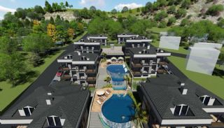 Exclusive Bodrum Apartments in the Mixed-Use Complex, Bodrum / Gulluk - video