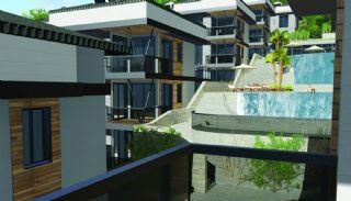 Exklusive Bodrum Wohnungen in einem Misch Komplex, Bodrum / Gulluk - video