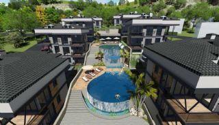 Exklusive Bodrum Wohnungen in einem Misch Komplex, Bodrum / Gulluk