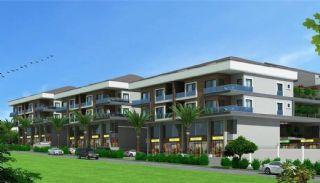 Contemporary Apartments with Golf Course in Bodrum, Bodrum / Gulluk