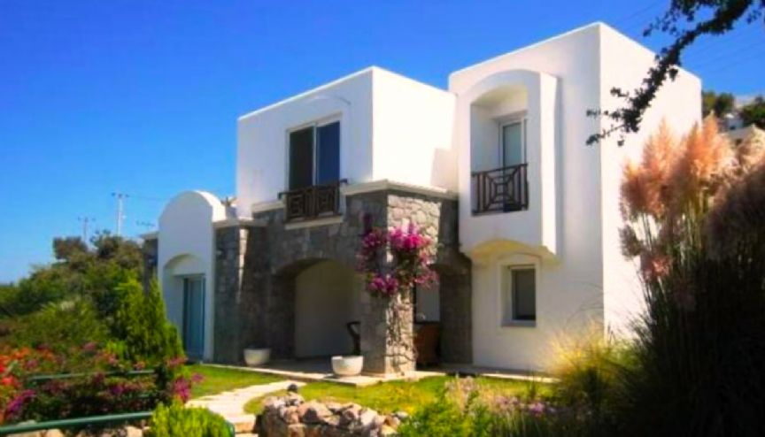 Golden Palm Homes Luxury New Build Homes For Sale In Bodrum