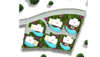 Flawless Design Bodrum Villas with Smart Home System , Property Plans-1