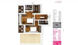 Bodrum'da Muhteşem Tasarıma Sahip Akıllı Villalar, Kat Planları-2