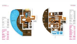 Flawless Design Bodrum Villas with Smart Home System , Property Plans-3