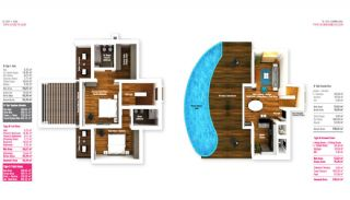 Flawless Design Bodrum Villas with Smart Home System , Property Plans-5