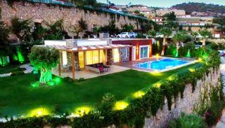 Konacık'ta Site İçinde Modern Tasarım Satılık Villalar, Bodrum / Konacık