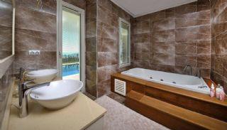 Konacık'ta Site İçinde Modern Tasarım Satılık Villalar, İç Fotoğraflar-5